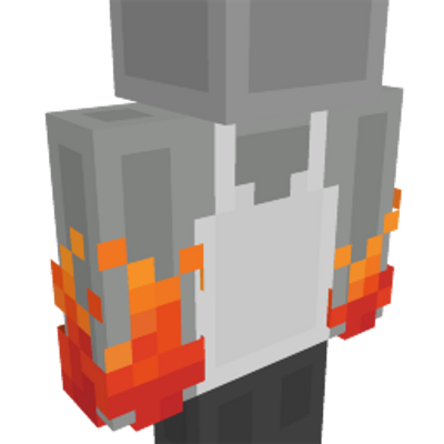 Demon Flames on the Minecraft Marketplace by Glorious Studios