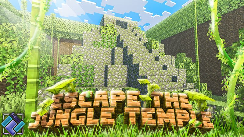Escape the Jungle Temple on the Minecraft Marketplace by PixelOneUp