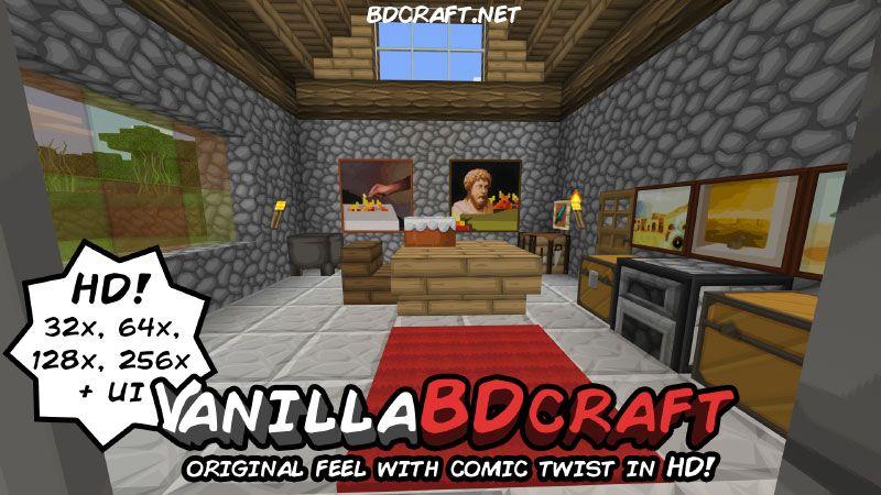 VanillaBDcraft on the Minecraft Marketplace by BDcraft