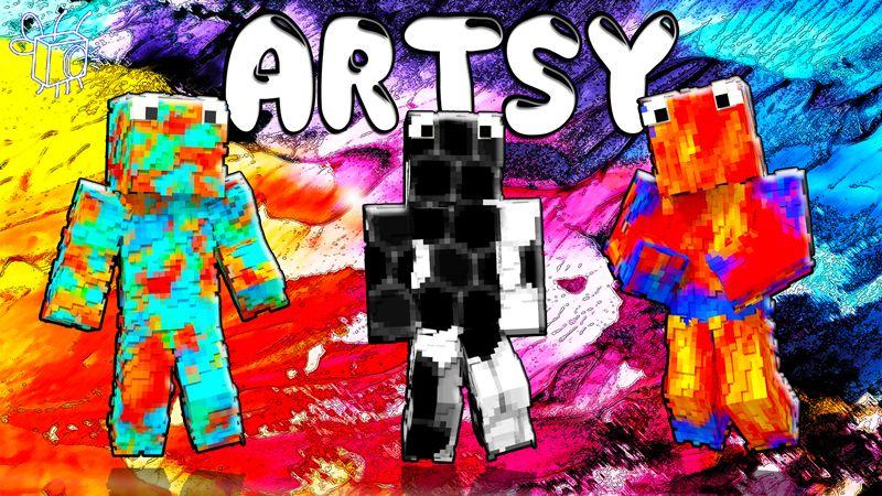 Artsy on the Minecraft Marketplace by Blu Shutter Bug