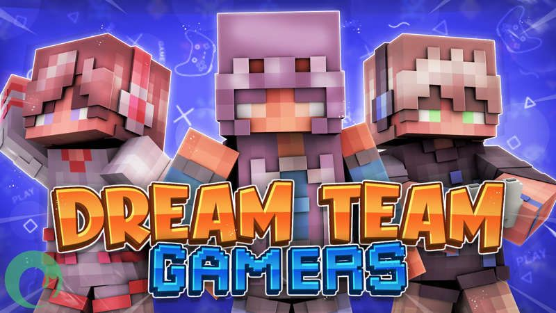 Dream Team Gamers on the Minecraft Marketplace by RareLoot