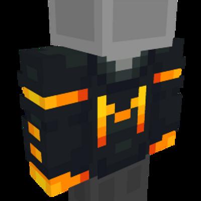 MSeries Hoodie on the Minecraft Marketplace by Metallurgy Blockworks