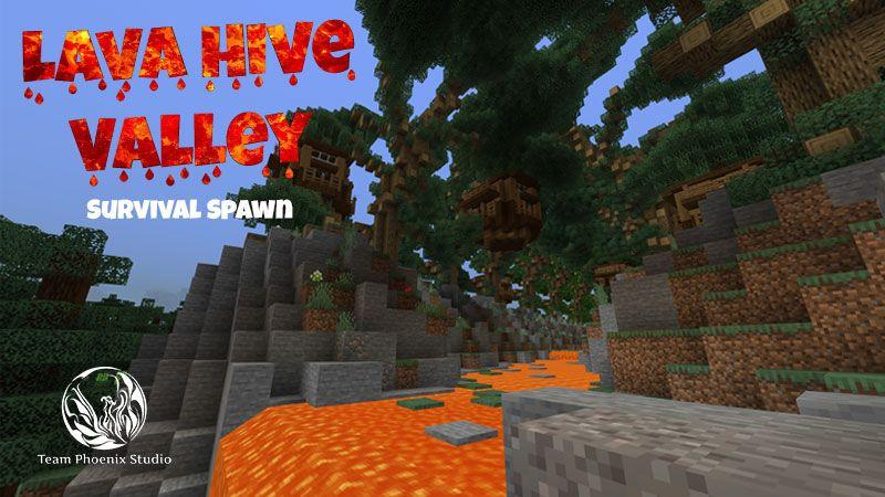 Lava Hive Valley