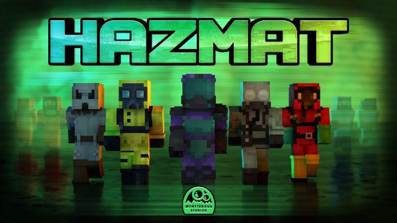 Hazmat on the Minecraft Marketplace by Monster Egg Studios