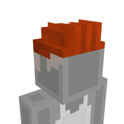 Straight Pompadour on the Minecraft Marketplace by Minecraft