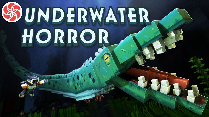 Underwater Horror on the Minecraft Marketplace by Everbloom Games