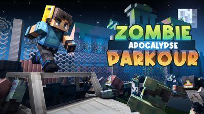 Zombie Apocalypse Parkour on the Minecraft Marketplace by BLOCKLAB Studios