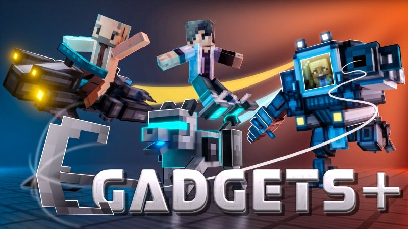 Gadgets on the Minecraft Marketplace by Kubo Studios