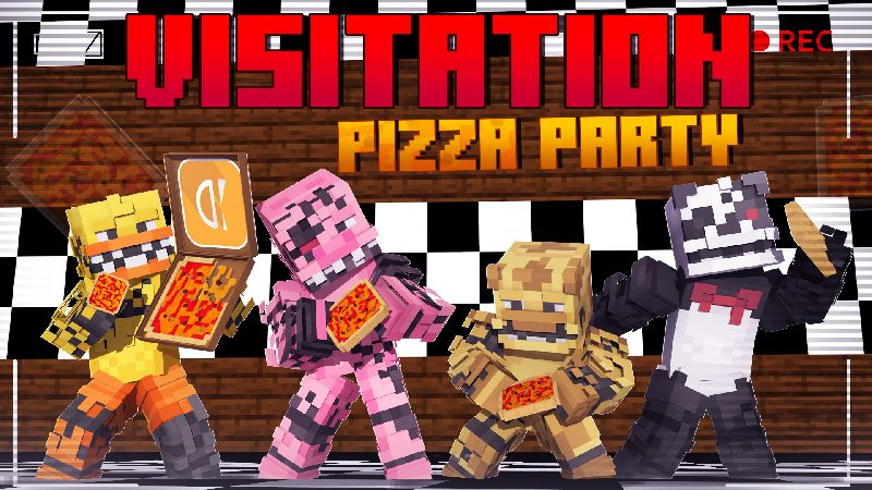 Visitation Pizza Party on the Minecraft Marketplace by Giggle Block Studios