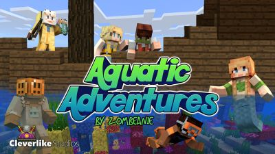 Aquatic Adventures on the Minecraft Marketplace by Cleverlike