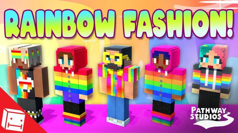 Rainbow Fashion!