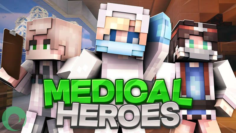 Medical Heroes on the Minecraft Marketplace by RareLoot
