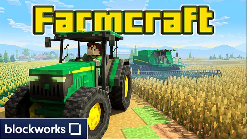 FarmCraft on the Minecraft Marketplace by Blockworks