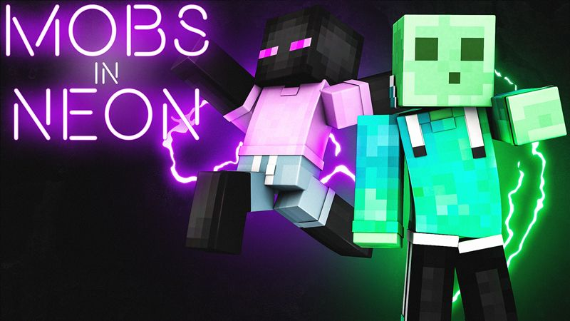 Mobs in Neon