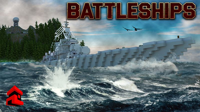 Battleships on the Minecraft Marketplace by Project Moonboot