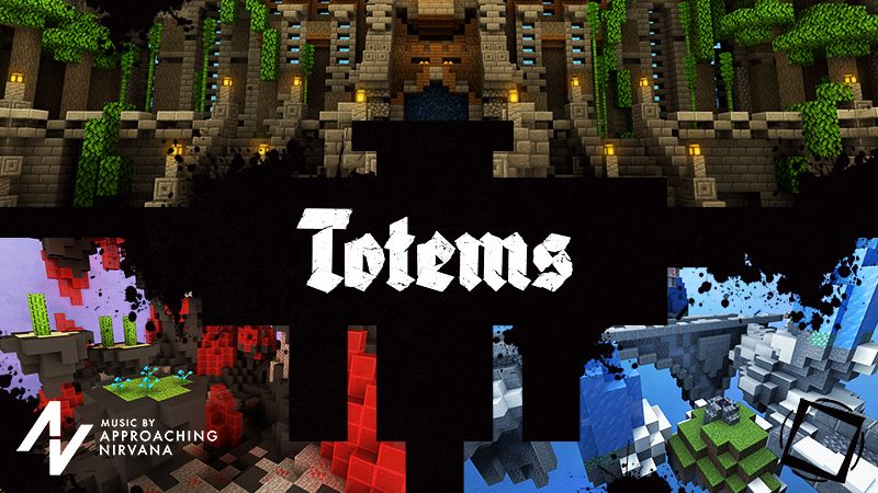 Totems on the Minecraft Marketplace by The Misfit Society