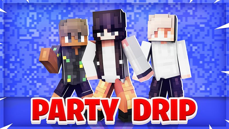 PARTY DRIP on the Minecraft Marketplace by ChewMingo