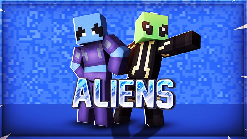 ALIENS on the Minecraft Marketplace by ChewMingo