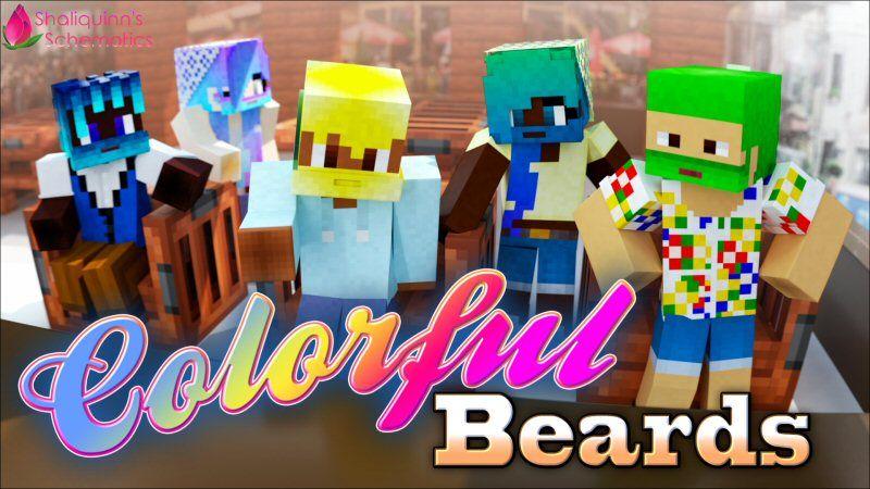 Colorful Beards