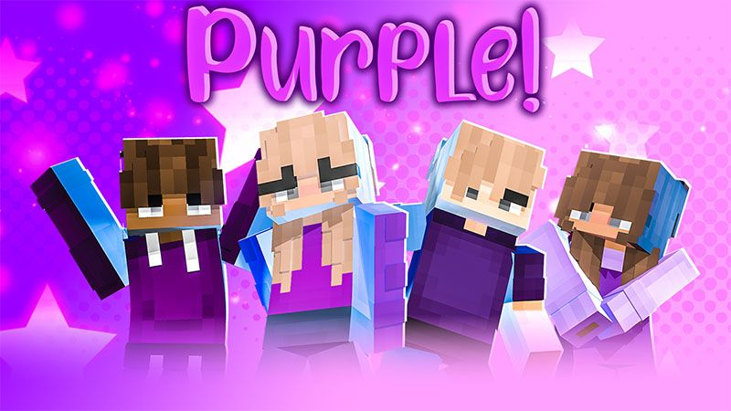 Purple on the Minecraft Marketplace by Odyssey Builds