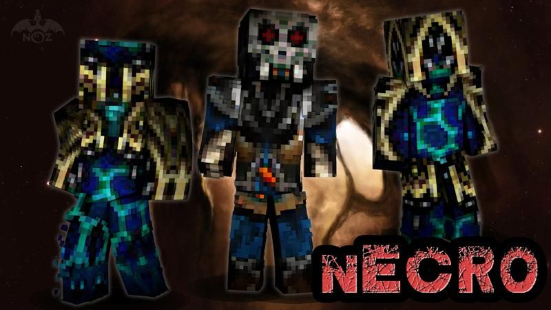 Necro on the Minecraft Marketplace by Dragnoz