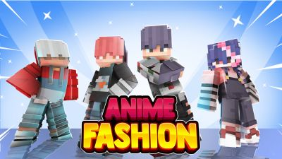 Anime Fashion on the Minecraft Marketplace by Diluvian