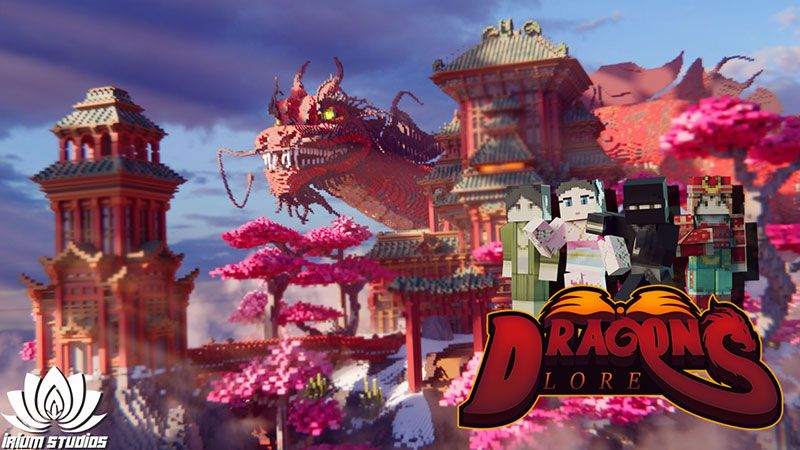 Dragons Lore on the Minecraft Marketplace by IriumBT