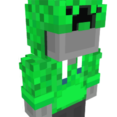 Explosive Creeper on the Minecraft Marketplace by Geeky Pixels