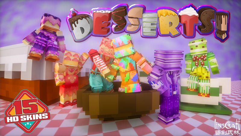 Desserts on the Minecraft Marketplace by LinsCraft