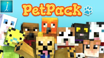 Pet Pack on the Minecraft Marketplace by Imagiverse
