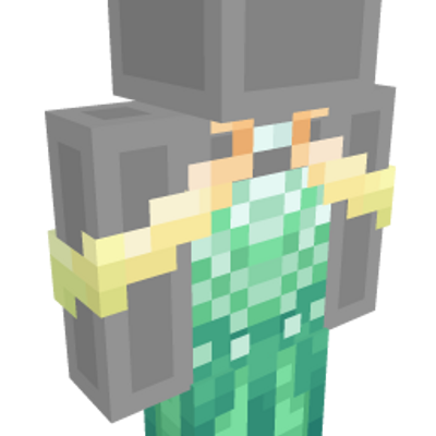 Faerie Dress on the Minecraft Marketplace by Minecraft
