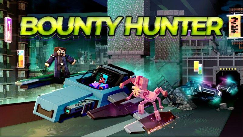 Bounty Hunter on the Minecraft Marketplace by Shapescape