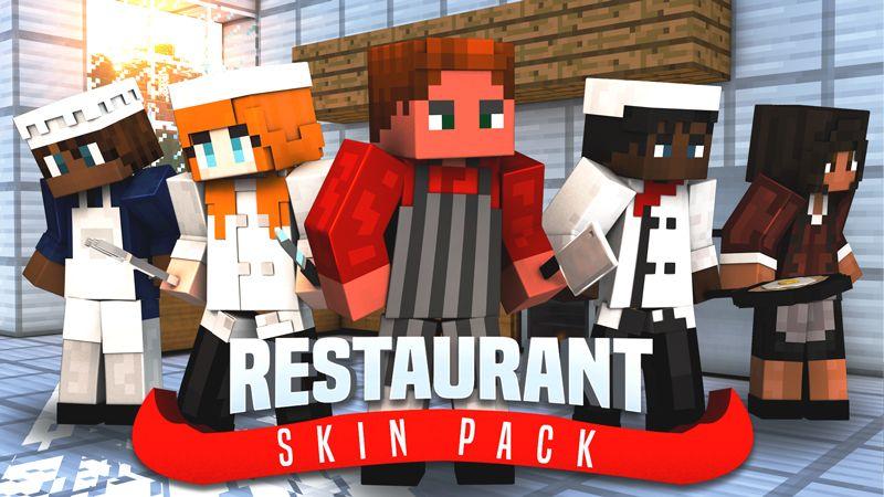 Restaurant Skin Pack