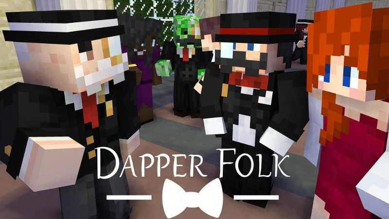 Dapper Folk Skin Pack on the Minecraft Marketplace by Polymaps