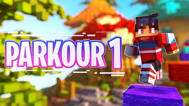 Parkour 1 on the Minecraft Marketplace by BBB Studios