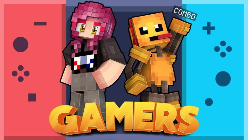 Gamers on the Minecraft Marketplace by Podcrash