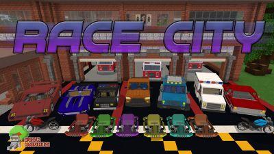Race City on the Minecraft Marketplace by Sova Knights