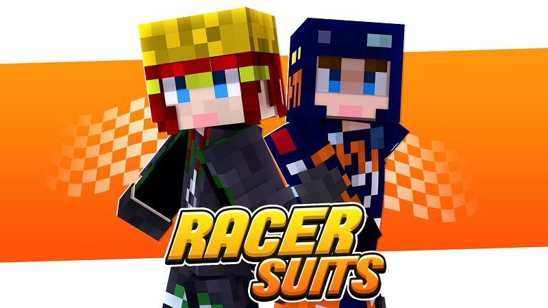Racer Suits on the Minecraft Marketplace by Nitric Concepts