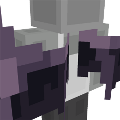 Goth Wings on the Minecraft Marketplace by Entity Builds