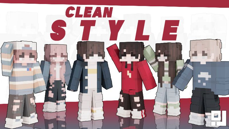 Clean Style on the Minecraft Marketplace by inPixel