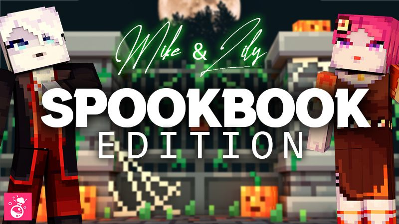 Lily  Mike SpookBook Edition on the Minecraft Marketplace by Humblebright Studio