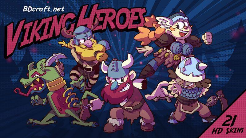 Viking Heroes Skins