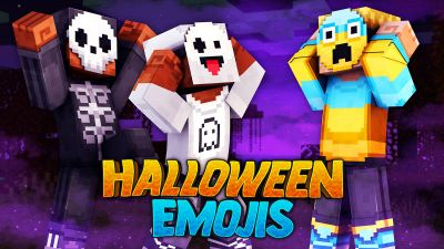 Halloween Emojis on the Minecraft Marketplace by 57Digital