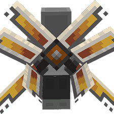 Skyfury Wings on the Minecraft Marketplace by Mythicus