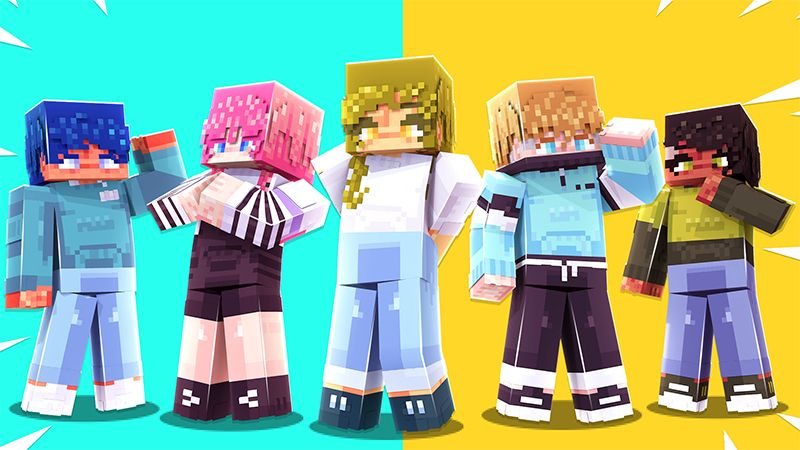 HD SKIN PACK on the Minecraft Marketplace by ChewMingo