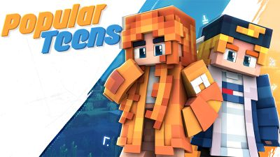Popular Teens on the Minecraft Marketplace by Glowfischdesigns
