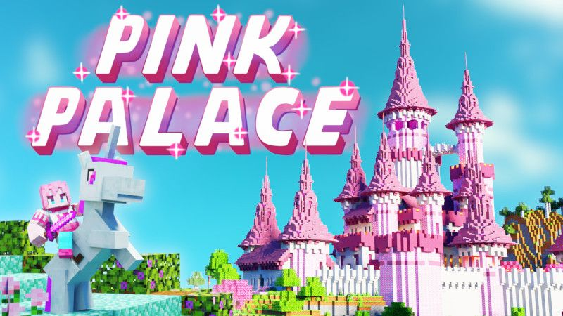 Pink Palace on the Minecraft Marketplace by BTWN Creations