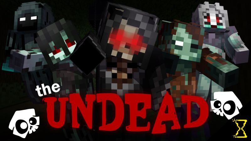 The Undead on the Minecraft Marketplace by Hourglass Studios