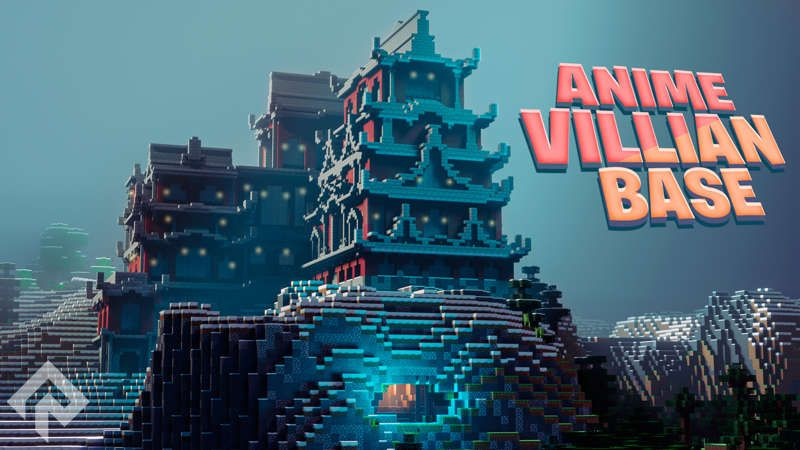 Anime Villain Base on the Minecraft Marketplace by RareLoot