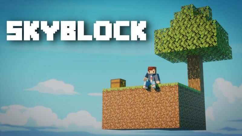 Skyblock on the Minecraft Marketplace by Fall Studios